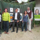 Martin Bäumle zu Besuch am Otelfinger Dorfmärt