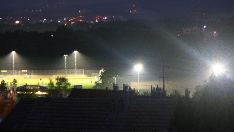 Lichtverschmutzung im Fokus