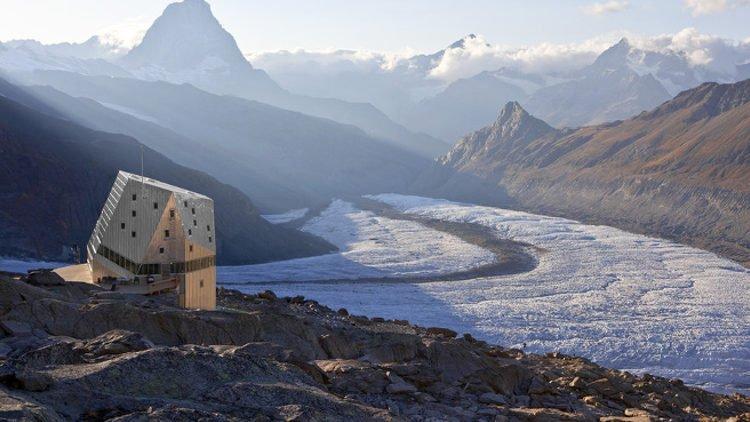 Gletschertrekking zur Monte Rosa Hütte