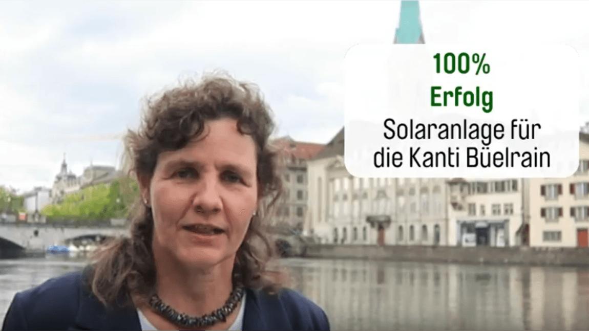 Kanton Zürich erkennt Wirtschaftlichkeit von Solarstrom