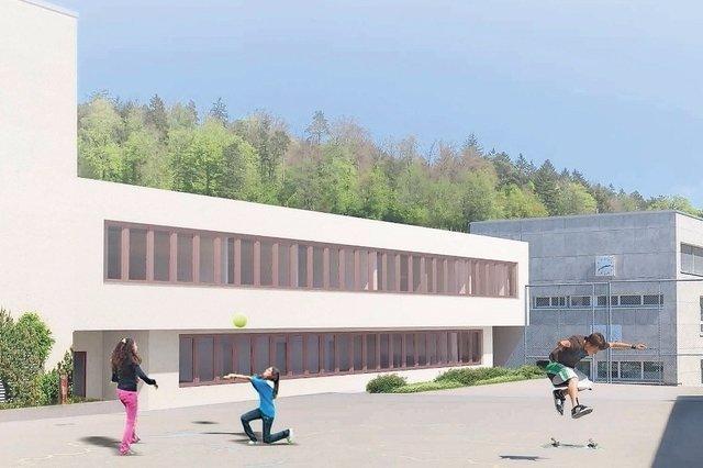 Erweiterung Primarschule Otelfingen – ein zukunftsfähiges Bauprojekt
